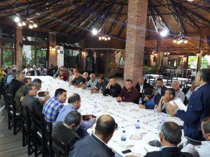 Επίσημη έναρξη της προεκλογικής εκστρατείας για την ανάδειξη του υποψηφίου Δημάρχου του Κόμματος των Ελλήνων, Χρήστου Κίτσου